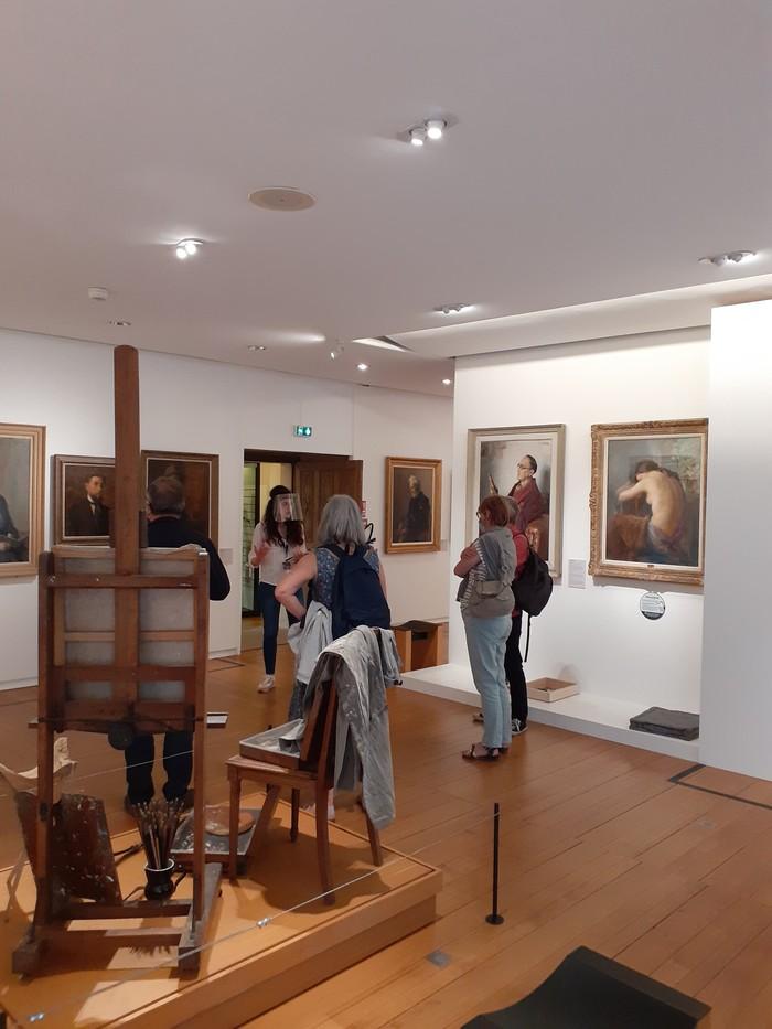 Journées du patrimoine 2020 - Visite guidée : Deux peintres en Finistère