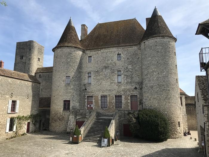 Journées du patrimoine 2020 - Visite commentée de l'intérieur du château-musée de Nemours et de ses extérieurs