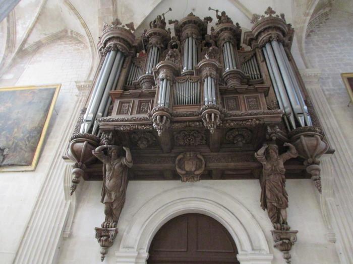 Journées du patrimoine 2020 - Découverte de l'abbatiale Saint-Michel