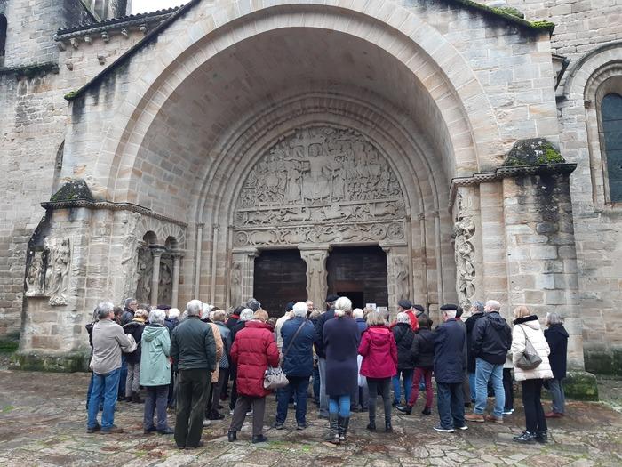Journées du patrimoine 2020 - Visite guidée de l'abbatiale