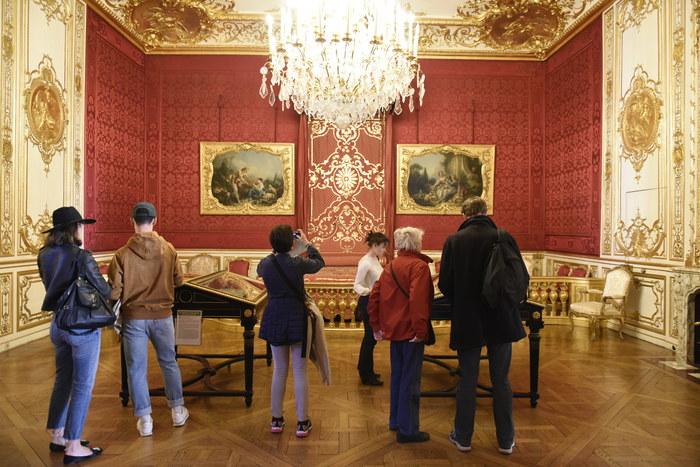 Journées du patrimoine 2019 - Visite de l'hôtel de Soubise