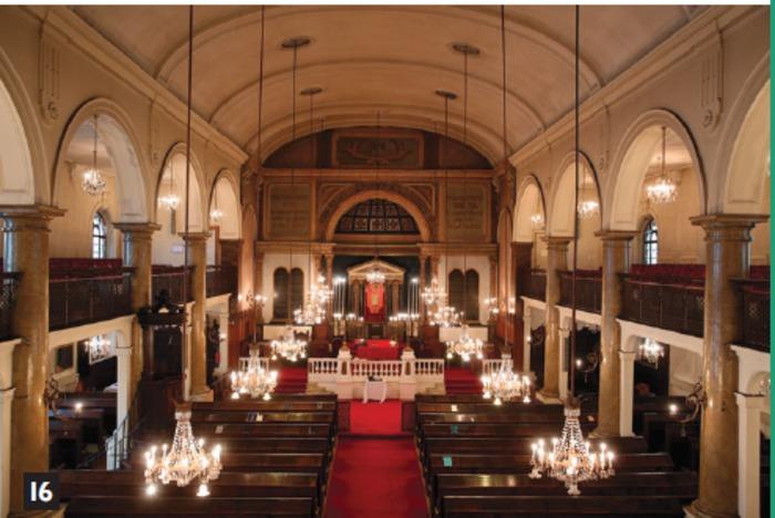 Journées du patrimoine 2019 - À la découverte du patrimoine et de l'histoire de la présence juive à Nancy