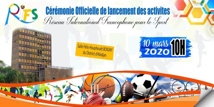 La rencontre des acteurs du sport dans l'espace francophone