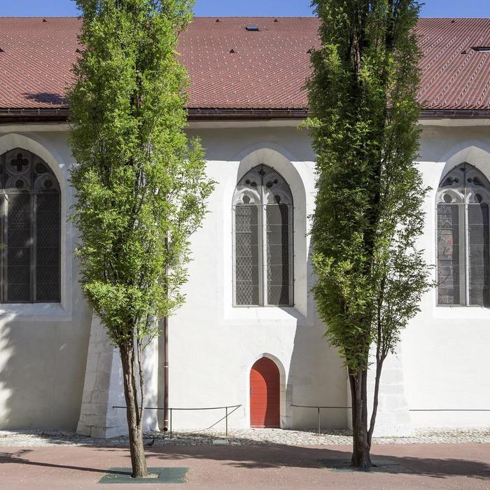 Journées du patrimoine 2020 - Visite guidée - Eglise Saint-Maurice Annecy
