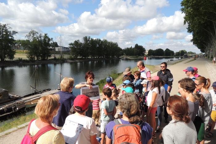 Journées du patrimoine 2019 - Visite - Jeu en famille (Jeune public 6 - 12 ans)