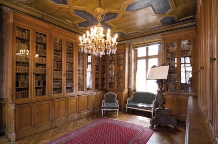 Journées du patrimoine 2019 - Visite découverte des salons