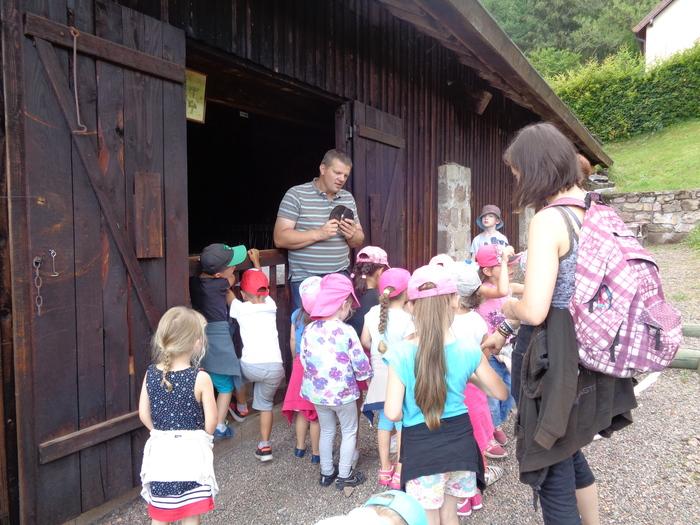 Journées du patrimoine 2019 - Visite commentée du musée de la Montagne et de son parc