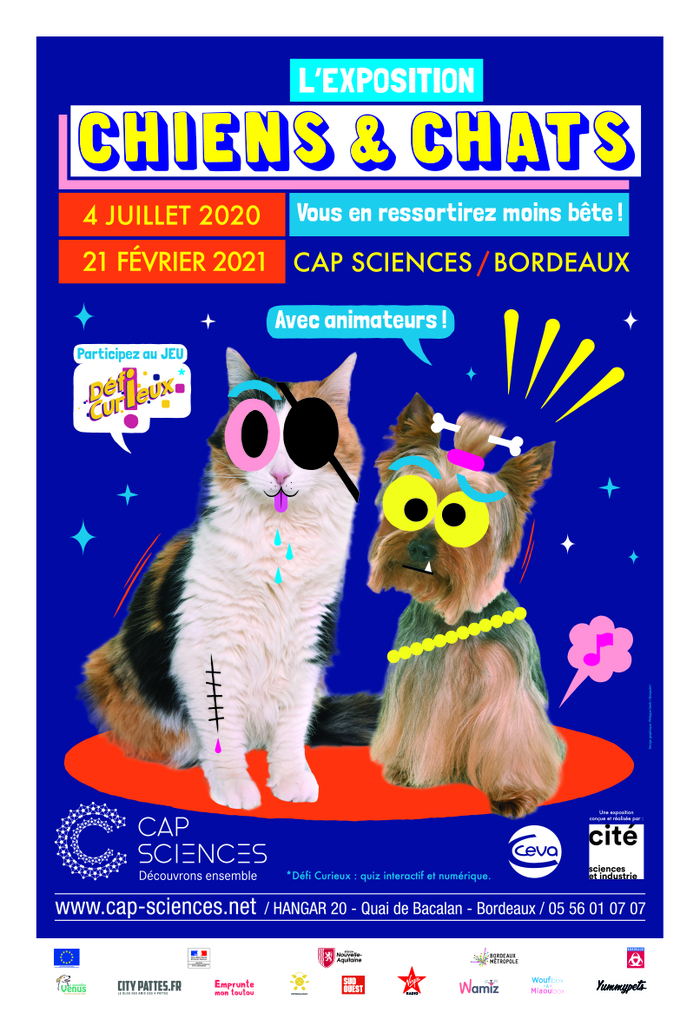 [EXPOSITION] Chiens et Chats