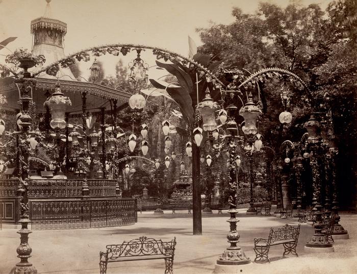 Journées du patrimoine 2019 - Exposition : Les fêtes nocturnes