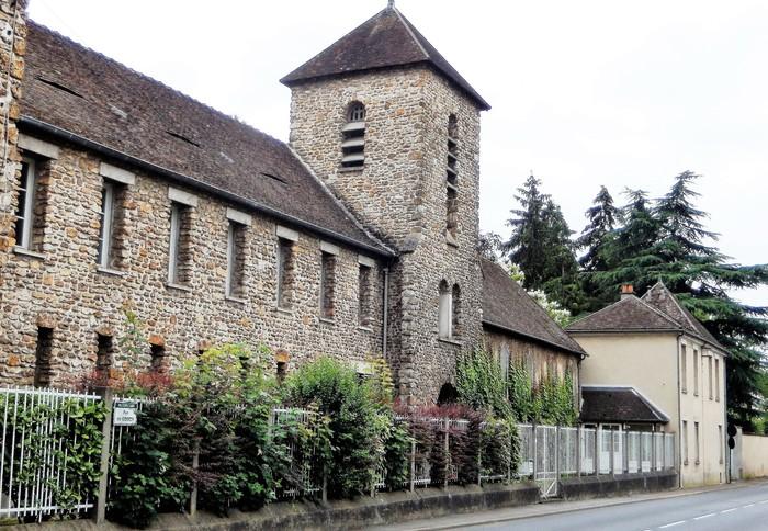 Journées du patrimoine 2020 - Découvrez l'ancien couvent de Yerres devenu