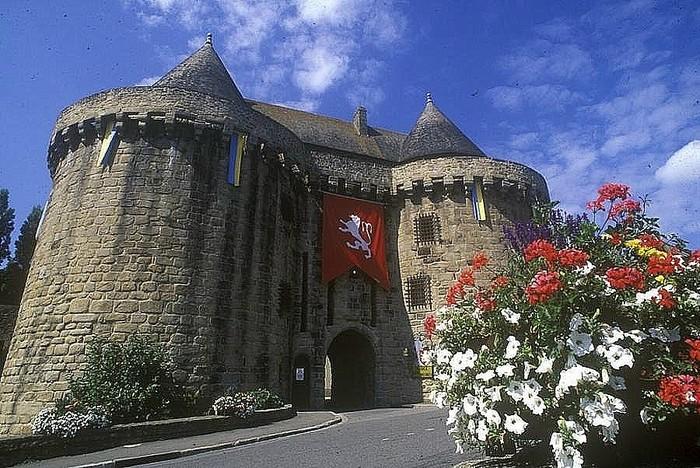 Journées du patrimoine 2020 - Visite du Musée de la Porte Broërec - Hennebont