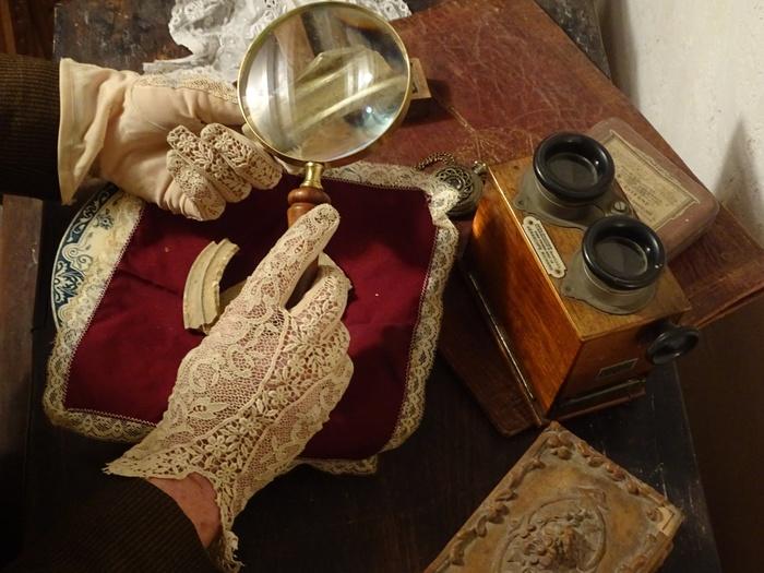 Journées du patrimoine 2019 - balade contée patrimoniale à énigmes