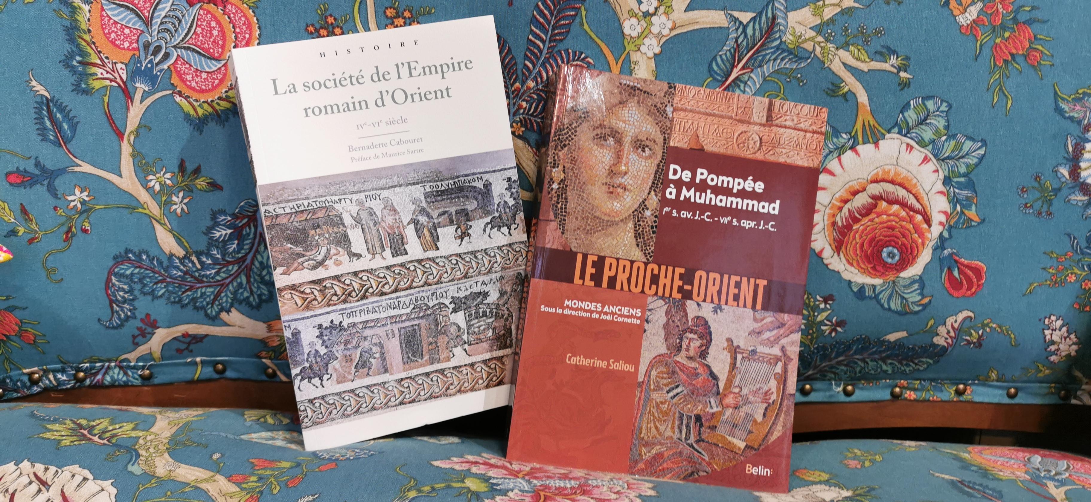 De natura rerum reçoit samedi 31 juillet à 18h les historiennes spécialistes du Proche-Orient romain Catherine Saliou et Bernadette Cabouret, de concert avec l'exposition Sûria wâqifa / Syrie debout.