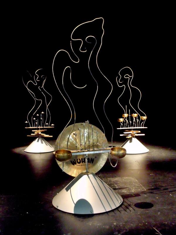 Nuit des musées 2019 -Exposition sonore intéractive clin d'œil à Picasso