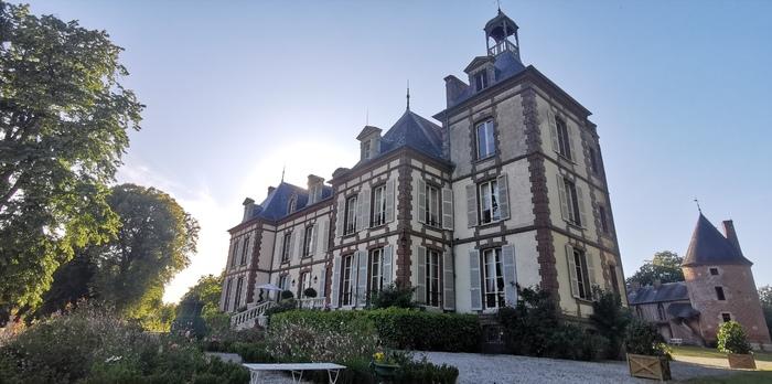 Journées du patrimoine 2020 - Visite guidée du château du Livet et de son parc