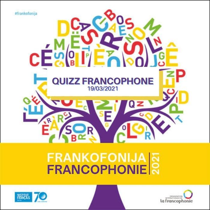 Quizz en ligne sur la Francophonie