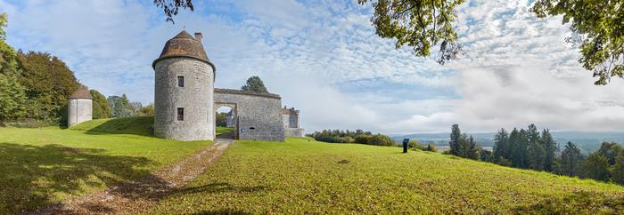 Journées du patrimoine 2019 - Visites flash du Château de Ray-sur-Saône