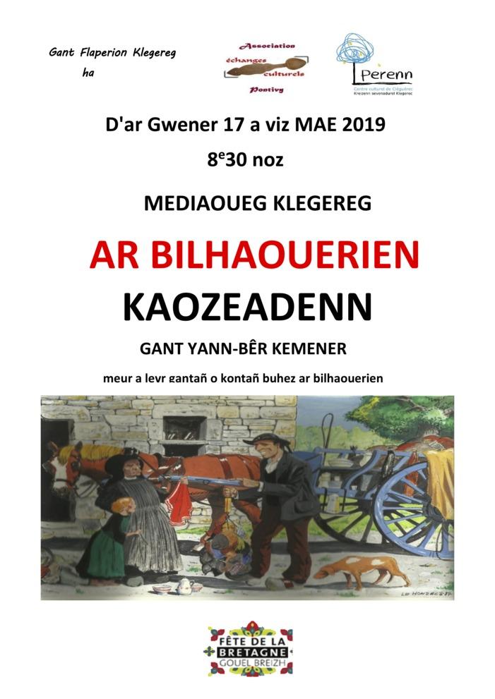 Causerie en breton autour des chiffonniers ambulants