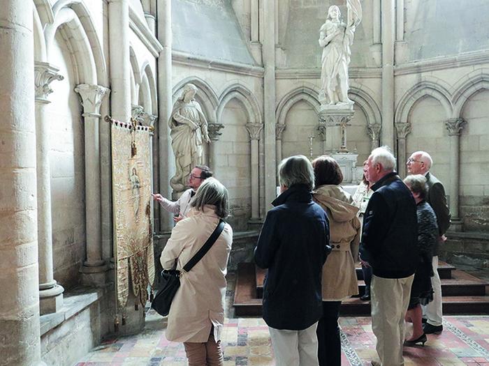 Journées du patrimoine 2019 - Visite guidée de la cathédrale Saint-Pierre-et-Saint-Paul