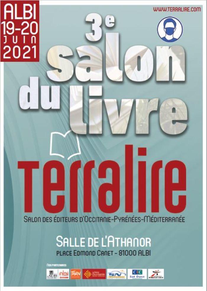 Terralire a pour but de mieux faire connaître le travail des éditeurs de la grande région Occitanie Pyrénées-Méditerranée et de valoriser leur dynamisme et la richesse de leurs catalogues.