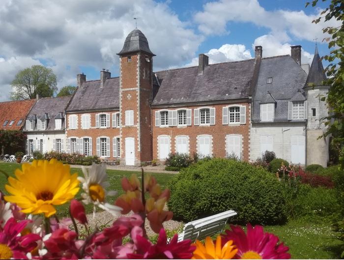 Journées du patrimoine 2020 - Visite guidée du château, de l'église et de l'ancienne école