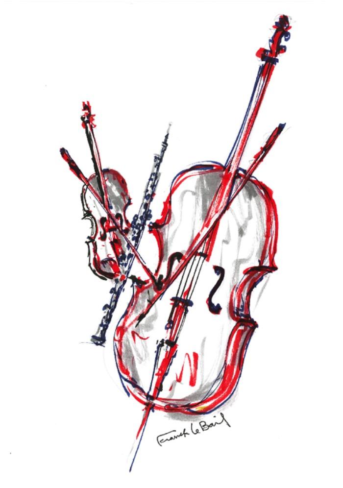 Journées du patrimoine 2019 - Concert « Patrimoine en trio »