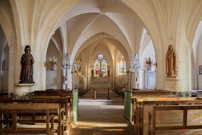 Journées du patrimoine 2019 - Visite de l'église Saint Jacques le Majeur