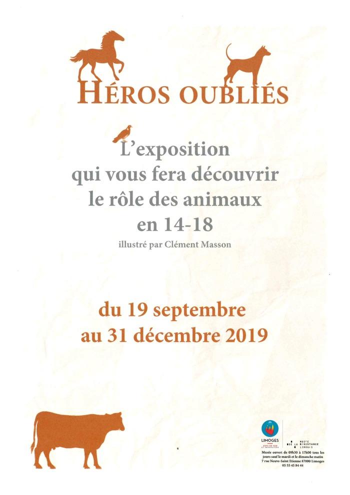 Journées du patrimoine 2019 - Livret-jeu autour de l'exposition