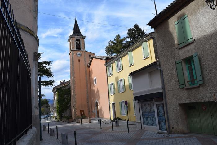 Journées du patrimoine 2019 - Visite libre de l'église de Saint Christophe