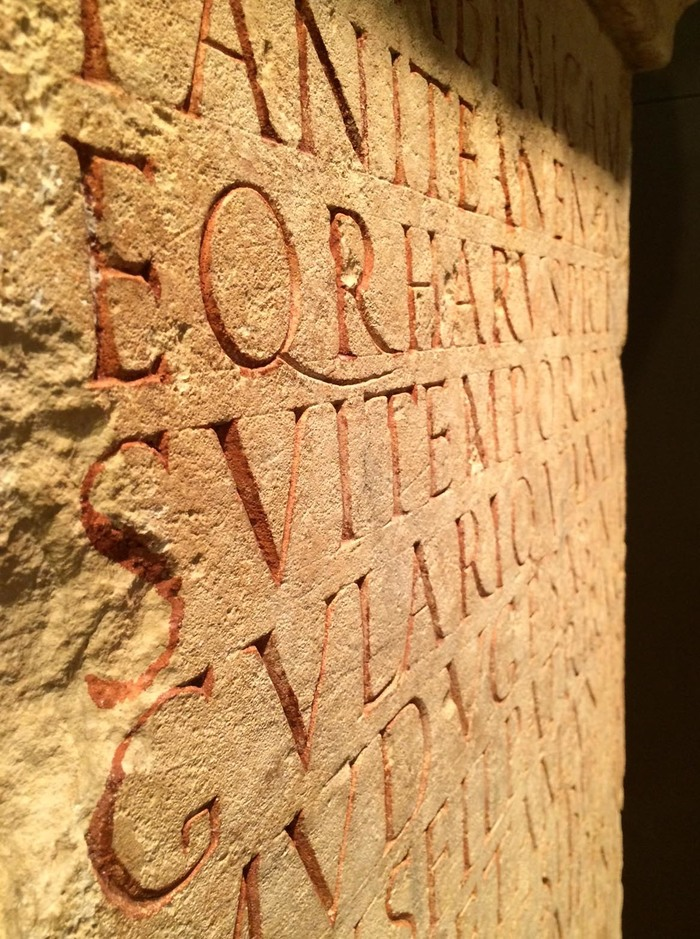 Journées du patrimoine 2020 - Visite guidée : « Archéotraces : signatures, graffiti et autres marques du passé »