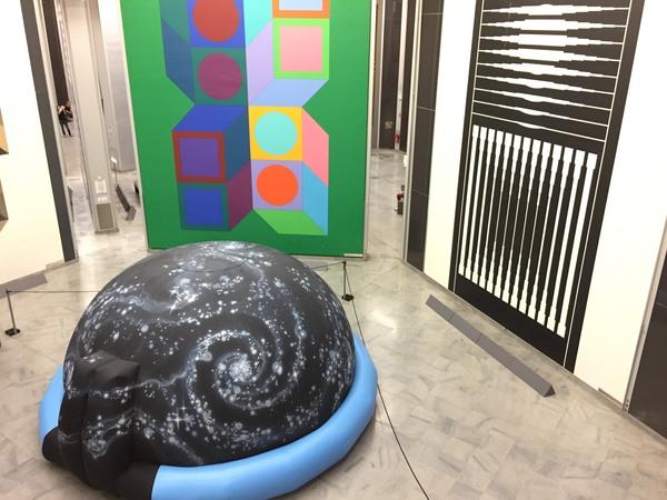 Nuit des musées 2019 -Vasarely dans les étoiles