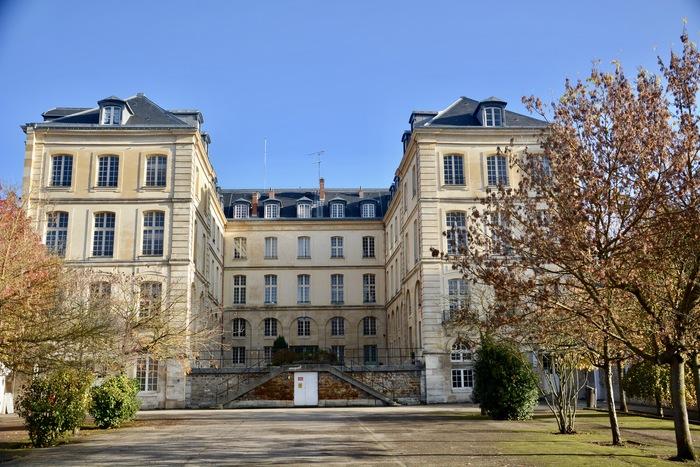 Journées du patrimoine 2019 - Visite commentée du site historique du lycée