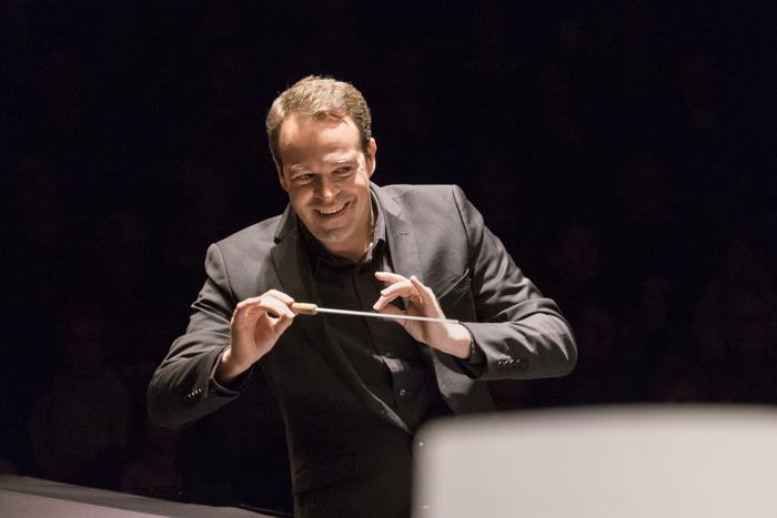 Journées du patrimoine 2019 - Apéro-concert avec le Boléro de Ravel / Orchestre national de Metz - Dir. David Reiland