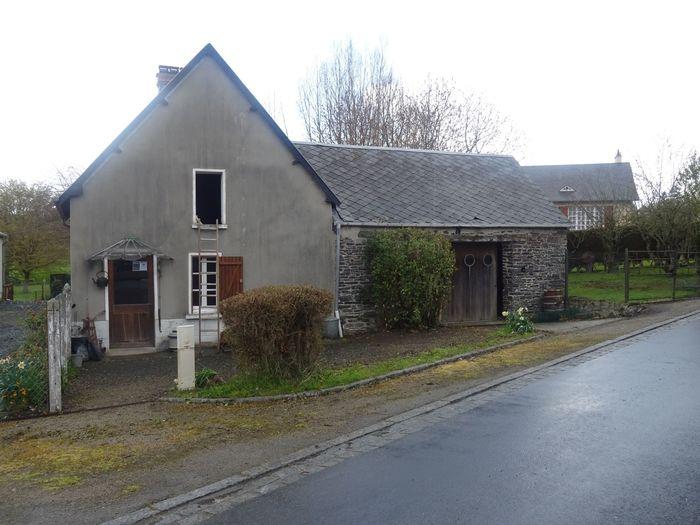 Journées du patrimoine 2019 - Présentation des travaux de restauration d'une maison de bourg