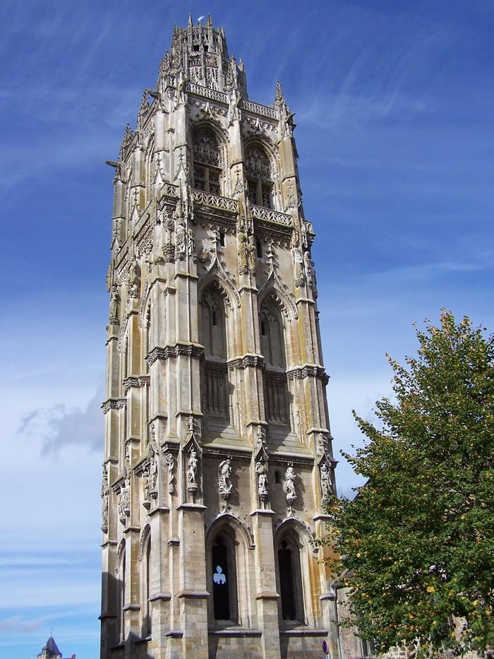 Journées du patrimoine 2020 - Montée guidée en haut de la tour de la Madeleine