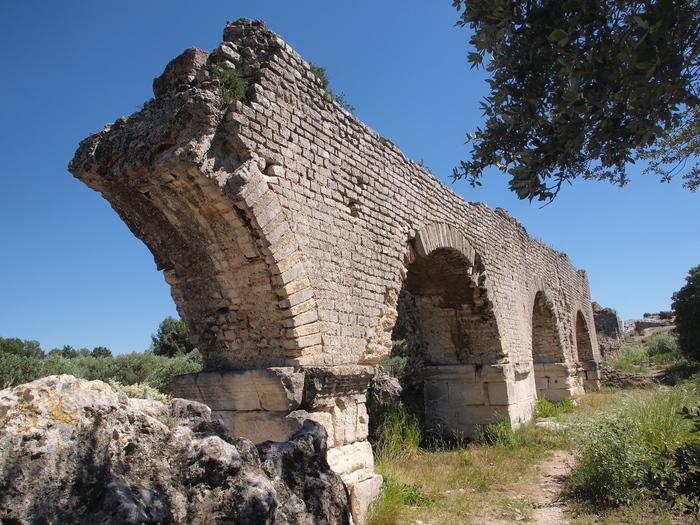 Journées du patrimoine 2020 - Annulé | Visite guidée des Aqueducs et la meunerie de Barbegal