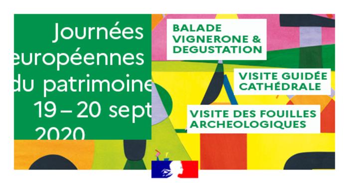 Journées du patrimoine 2020 - Annulé | Balade vigneronne et dégustation