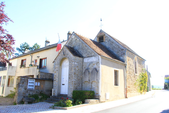 Journées du patrimoine 2020 - Ouverture exceptionnelle de l'église-mairie de Maincourt-sur-Yvette