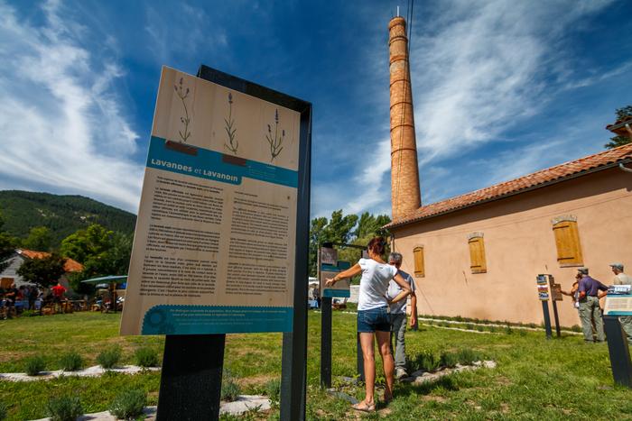 Journées du patrimoine 2019 - Visite guidée musée de la Distillerie