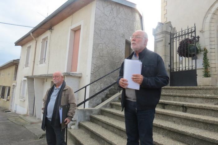 Journées du patrimoine 2019 - Balade commentée sur les sites remarquables de Richarménil
