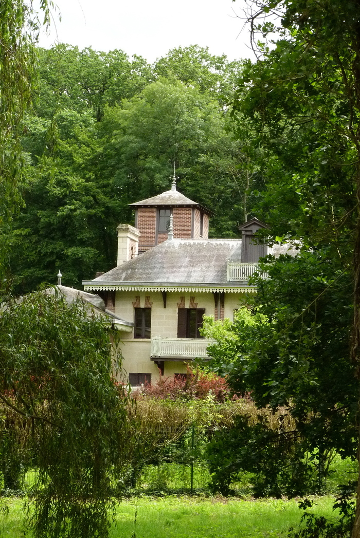 Journées du patrimoine 2019 - Visite du pavillon Eugénie