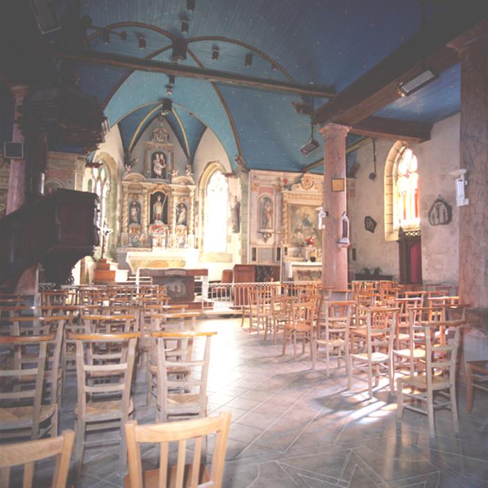 Journées du patrimoine 2020 - Visite de l'église de Saint-Cadou - Sizun