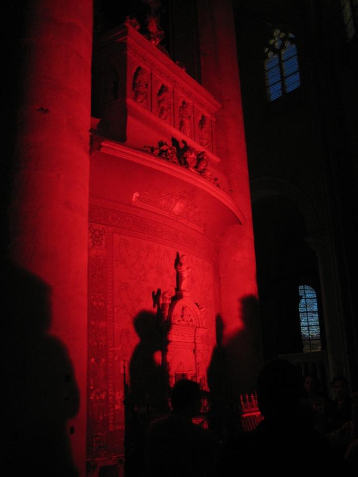 Journées du patrimoine 2019 - Visite guidée nocturne à l'Abbatiale