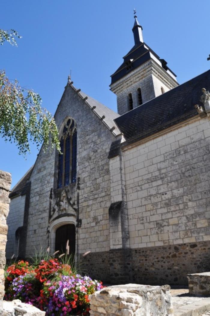 Journées du patrimoine 2020 - Visite libre de St Martin de Luché