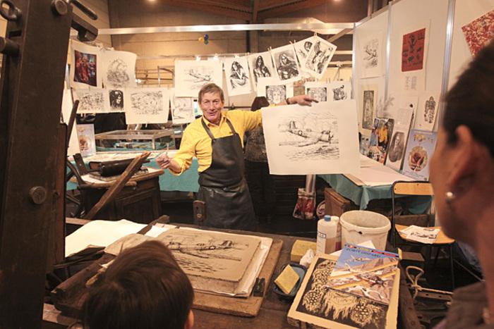 Journées du patrimoine 2020 - Animation autour de l'exposition «Cartooning for Tree»