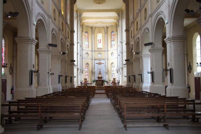Journées du patrimoine 2019 - Visite libre de l'église Sainte-Geneviève