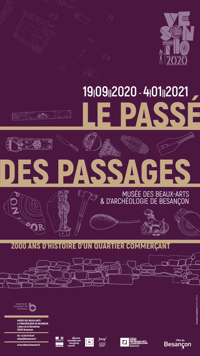 Journées du patrimoine 2020 - Visite