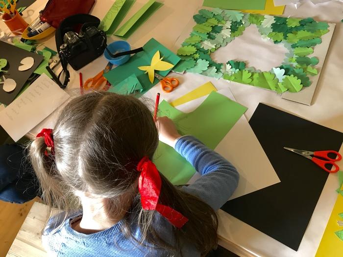 Visite et atelier pour le jeune public autour des œuvres du musée des Beaux-Arts d'Orléans.