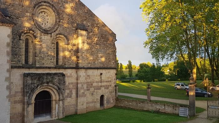 Journées du patrimoine 2020 - Présentation historique de l'abbaye
