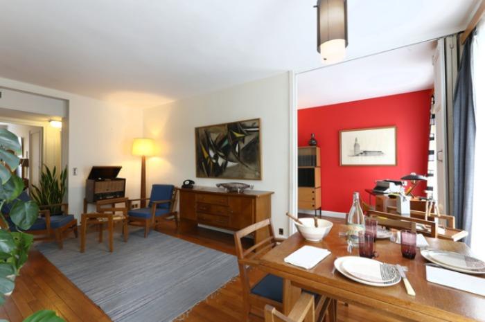 Journées du patrimoine 2019 - Visite guidée de l'Appartement témoin Perret